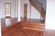 photo of room with hardwood flooring