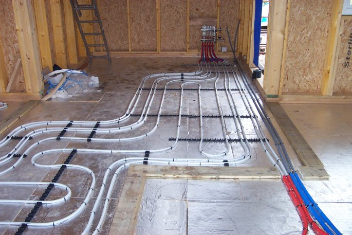 Borders Underfloor Heating Supply Underfloor Heating For