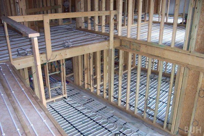 Borders Underfloor Heating Supply Underfloor Heating For