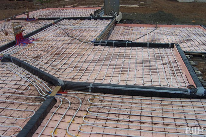 Borders Underfloor Heating Supply And Install Underfloor