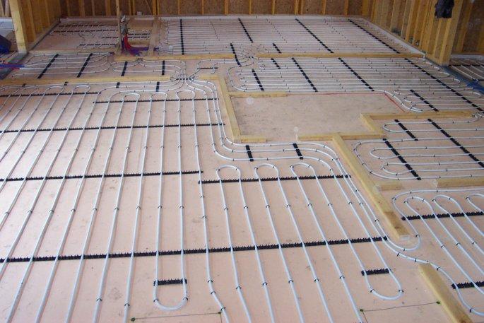 Borders Underfloor Heating Supply And Install Underfloor