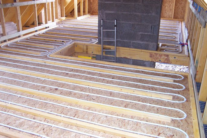 Borders Underfloor Heating Supply Underfloor Heating And