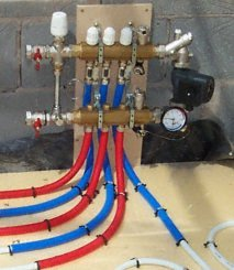 Underfloor Heating Packs For Extensions And Conservatories
